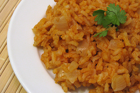 Simple Spanish Rice