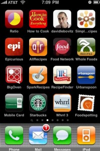 iPhone Recipe & Cooking Apps (My Top 5 Favorites)