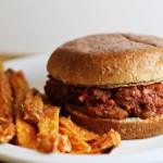 Meatless Sloppy Joes