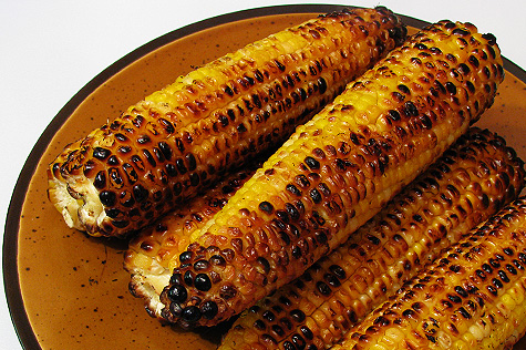 Easy grilled corn on the cob home cooking memories im not done trying the whole grill ccuart Gallery