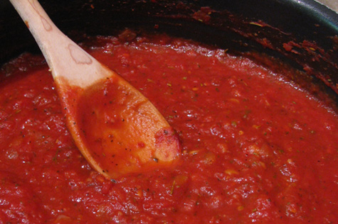 Easy Homemade Pasta Sauce - Home Cooking Memories