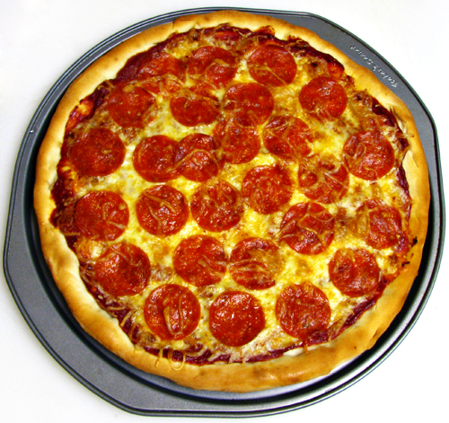 Basic pizza dough recipe made in food processor home cooking shop related products forumfinder Image collections