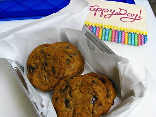 Creative & Easy Food Gift Ideas: Cookie Pan