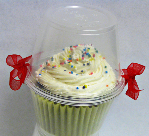 Creative & Easy Food Gift Ideas: Cupcake Holder