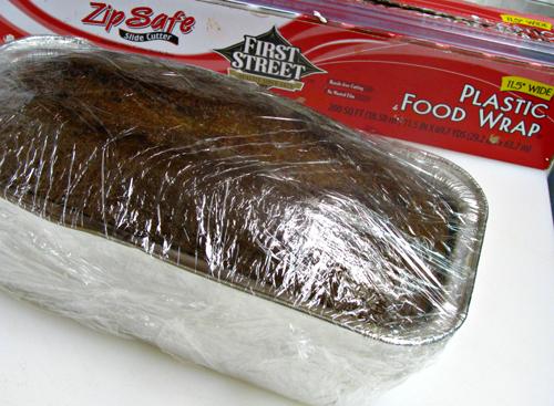 Creative & Easy Food Gift Ideas: Pumpkin Bread