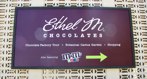 Ethel M's Chocolate Factory Tour - Home Cooking Memories
