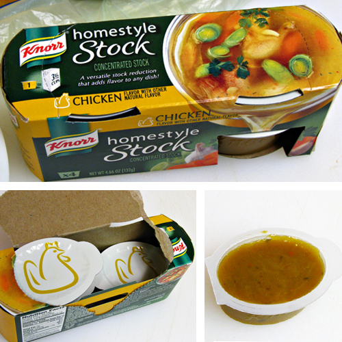Knorr Homestyle Chicken Stock Nutrition of Knorr Homestyle Stock