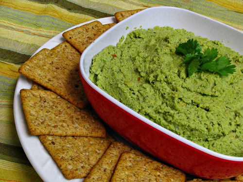 Edamame Dip Recipe - Home Cooking Memories