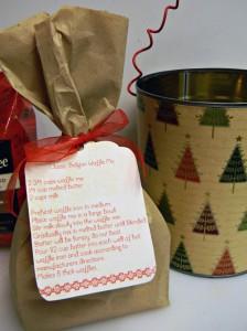 Easy Gift Idea: Breakfast in a Can