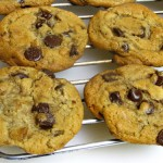 Chocolate Chip Cookies (Weighing Ingredients for Baking)