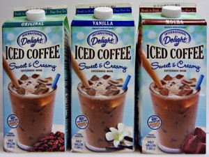 My Iced Coffee Gift for a Favorite Food Blogger