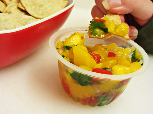 Fruit Cup Salsa