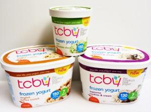 TCBY Frozen Yogurt Switch