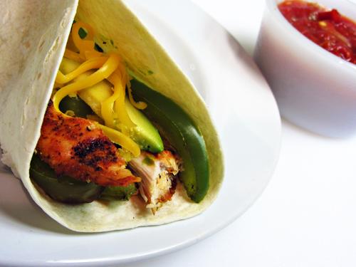Grilled Chicken Fajitas Home Cooking Memories