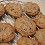 Coconutty Chocolate Chip Cookies