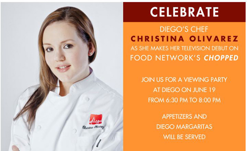 Diegos Las Vegas Christina Olivarez Food Network Chopped