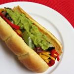 Fajita Hot Dogs