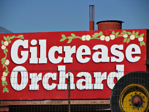 Gilcrease Orchard Farm