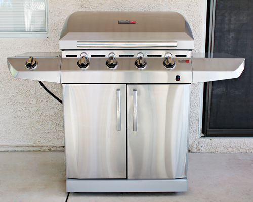 Our New Gas Grill: Char-Broil TRU Infrared