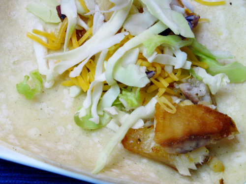 Baked Tilapia Fish Tacos #SundaySupper - Home Cooking Memories