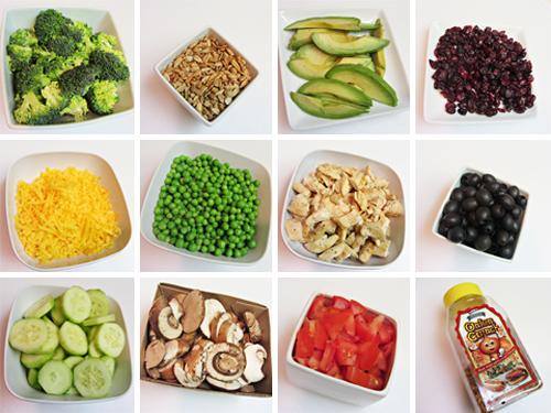 DIY Salad Bar at Home + The Odd Life of Timothy Green ...