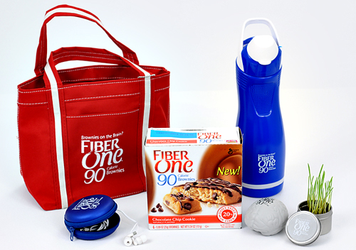 Giveaway for a Fiber One Brownies Prize Pack