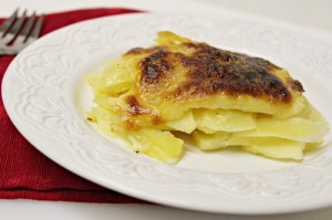 Scalloped Potatoes (Gratin Dauphinois)