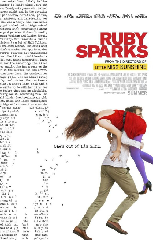 Ruby Sparks Giveaway