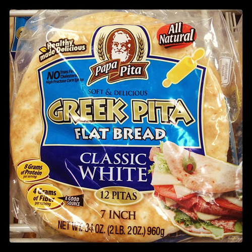 Papa Pita Greek Pita Flat Bread