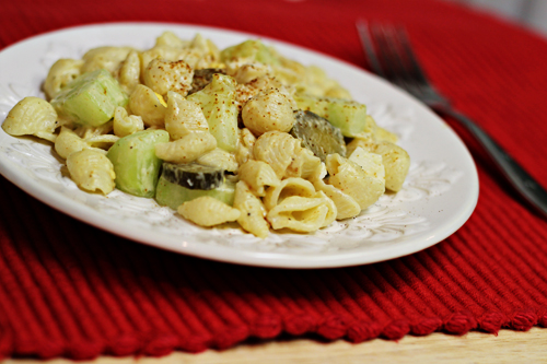Mom's Macaroni Pasta Salad - Home Cooking Memories