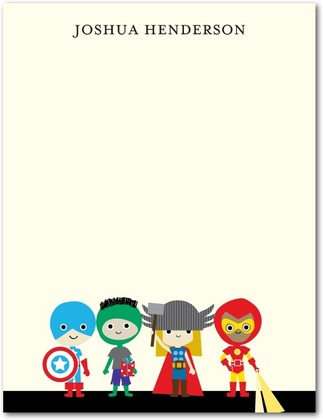 Super Cute Heroes - Avengers at Tiny Print