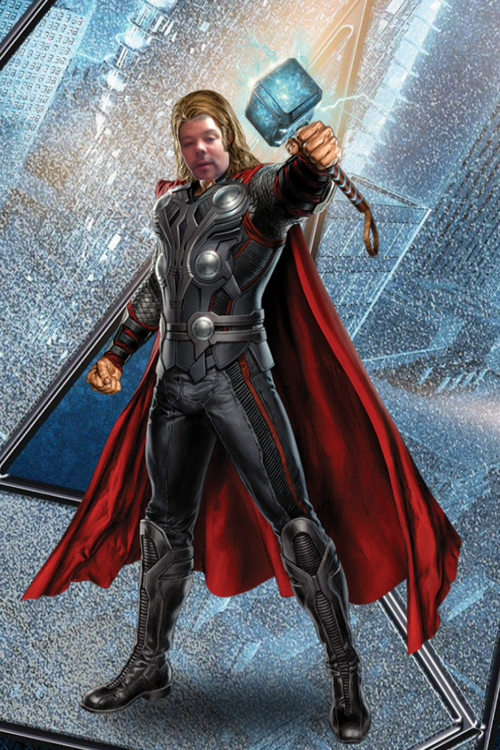 What Avenger Are You? Game - Thor