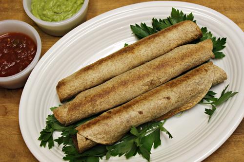 Baked Flautas