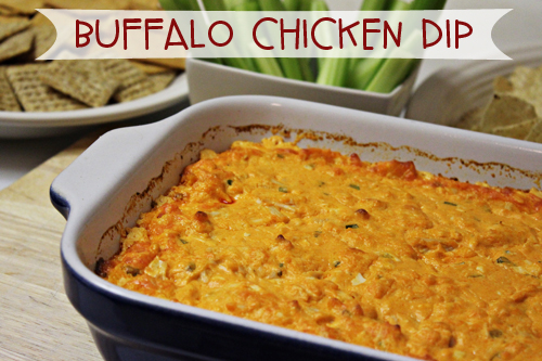Buffalo chicken dip tailgating food for sundaysupper home buffalo chicken dip tailgating food skip to recipe forumfinder Choice Image