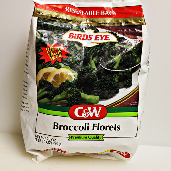 Birds Eye C&W Broccoli Florets