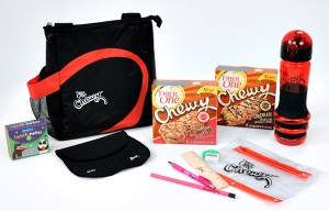 Back-to-School Giveaway! Fiber One Chewy Prize Pack