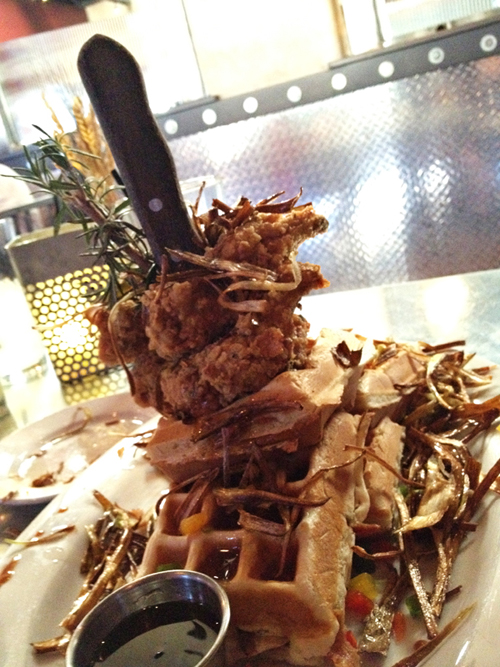 Hash House A Go Go   Sage Fried Chicken U0026 Waffles