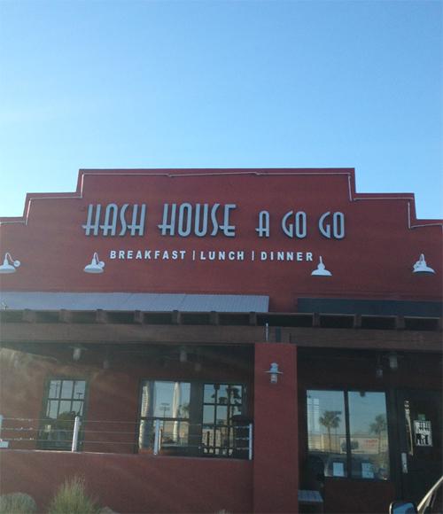 Las Vegas Restaurant: Hash House a Go Go