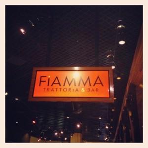 Fiamma Trattoria - MGM Grand Vegas
