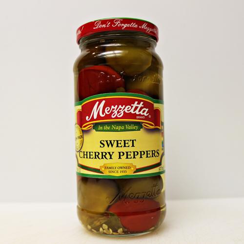 Mezzetta Sweet Cherry Peppers