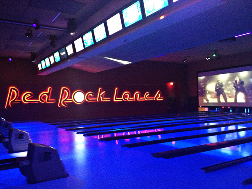 """American Cancer Society """"Bowl for More Birthdays"""" Blogalicious Event at Red Rock Lanes"""