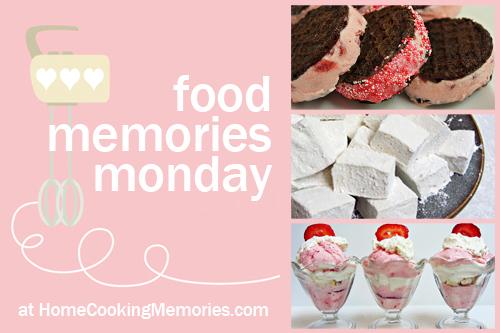 Food Memories Monday - Week of October 2, 2012
