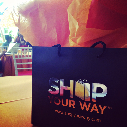 ShopYourWay Afternoon Tea at Blogalicious