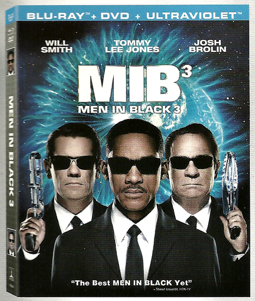 Men in Black 3 Easy Access