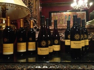 Wine Anchors Great Memories: A Night with Mirassou Winery