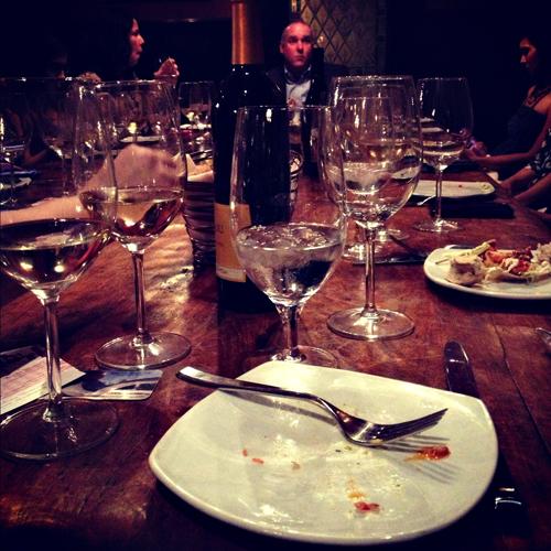Mirassou Wine Tasting & Dinner