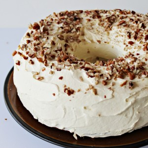 Pumpkin Bundt Cake Recipe (with Cool Whip Cream Cheese Frosting)