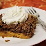Pumpkin Dump Cake for Thanksgiving