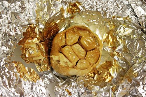 Roasted Garlic for Loaded Baked Mashed Potatoes