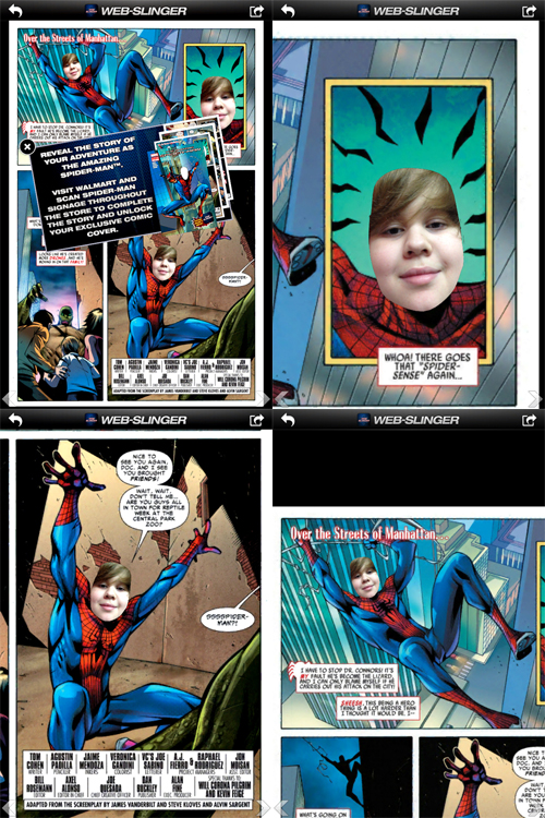 Amazing Spider-Man Family Fun Night - Comic Book